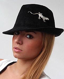 Брошь на шляпе - avalaya.com