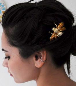Брошь для волос анимализм - bachmanssparrow.com