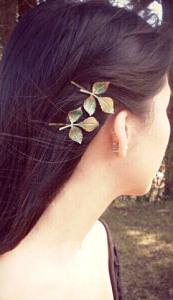 Декоративные невидимки в волосах - ebay.ca