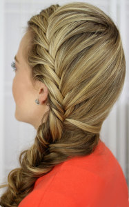 Французская коса - missysue.com