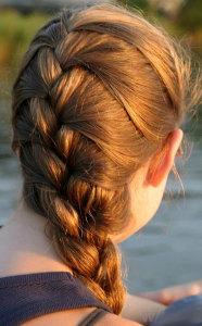 Французская коса - wisegeek.com