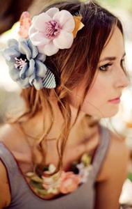 Брошь для волос цветы - lovevolly.wordpress.com