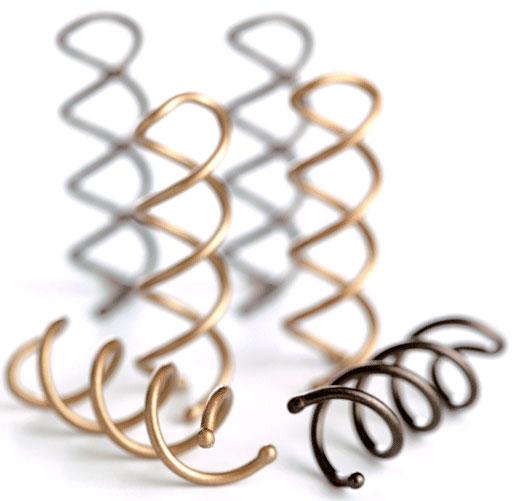 Шпилька-спираль для волос как пользоваться