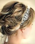 Греческое украшение для волос - womanonly.ru