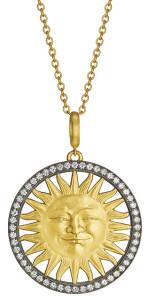 Кулон-солнце, Anthony Lent