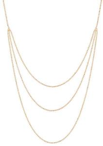 Многорядные золотые цепочки, Ariel Gordon