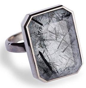Ringly ring - кольцо, связанное с мобильным телефоном