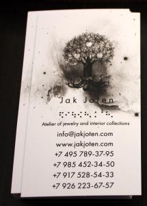 Дизайн-маркет Seasons, Jak Joten, фото ЮВЕЛИРУМ