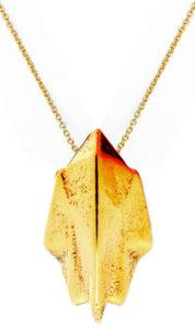 Подвеска в стиле кубизм - chrishabanajewelry.com