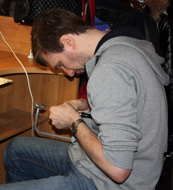 Мастер-класс, фото ЮВЕЛИРУМ