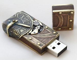 Стимпанк-флешка--steampunker.ru---aladdin