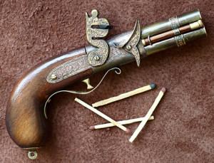 Стимпанк-пистолет--steampunker.ru---aladdin