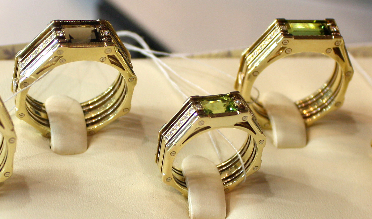 Выставка Золотой Ярлык, бренд Alliance, фото ЮВЕЛИРУМ