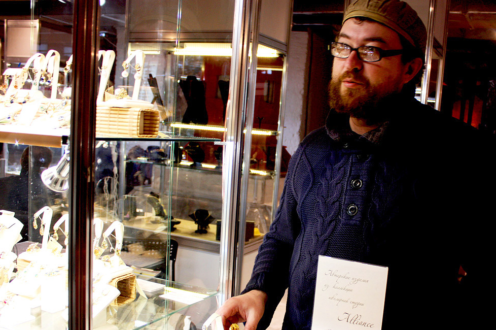 Участник выставки Золотой Ярлык - бренд Альянс - фото ЮВЕЛИРУМ