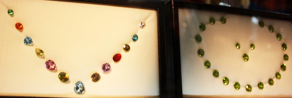 Цветные камни - фото ЮВЕЛИРУМ