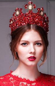 диадема-корона - фото dhgate.com