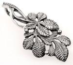 Серебряная подвеска, фото ЮВЕЛИРУМ