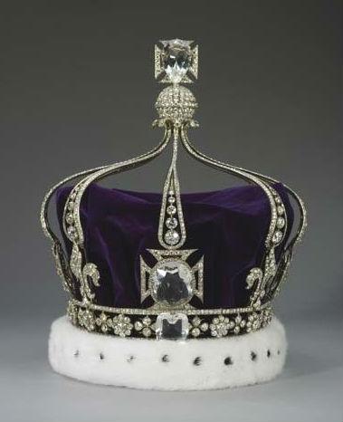 Короны королевы Марии