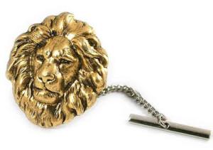 Голова льва - фото etsy.com