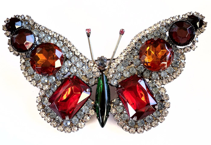 KJL-брошь-бабочка---collectorsweekly.com