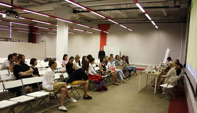 Public talk в Британской высшей школе дизайна - фото ЮВЕЛИРУМ