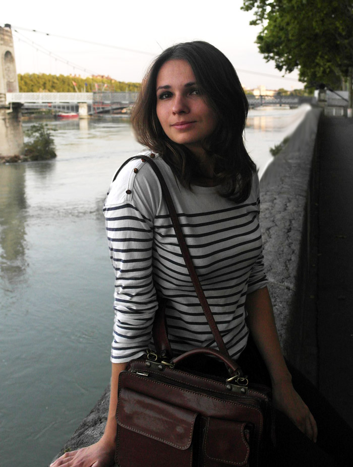 Анастасия, основательница Qari Qris