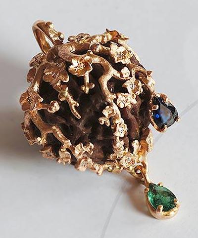 Dhara jewelry Рудракша