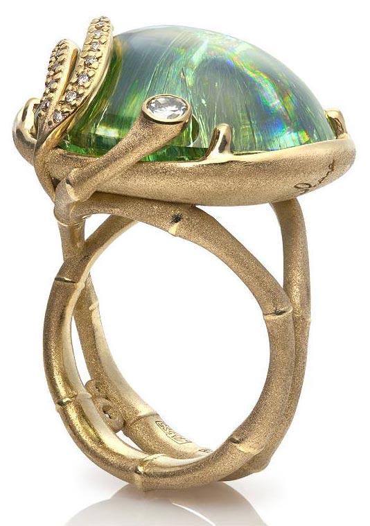 Dhara jewelry Zen-Bamboo