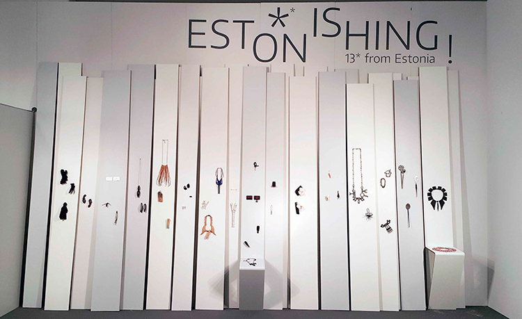 Estonishing!, by the Gallery Thomas Cohn, Brazil, Munich Trade Fair Centre, 2016, photo by Villu Plink: