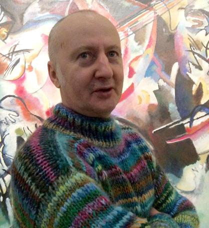 Алексей Барсуков, фото из аккаунта автора на фейсбуке