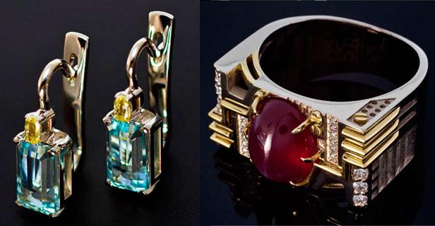 Evgeny Danilov Jewellery
