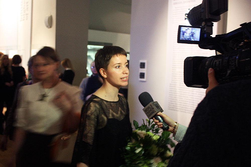 Научный сотрудник ГИМ Наталья Виноградова