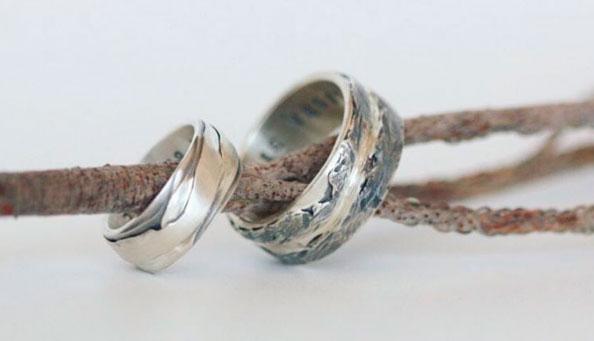 Обручальные кольца от Ira Frid