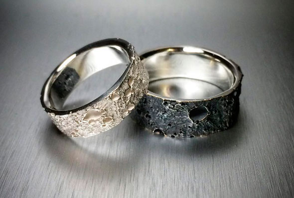 Обручальные кольца от Bigjoe