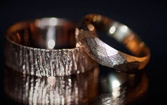 Обручальные кольца от Tessa Jewelry