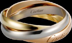 Кольцо Trinity de Cartier