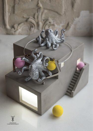 Выставка Тины Хмельницкой Дизайн. Ювелирных. Форм.