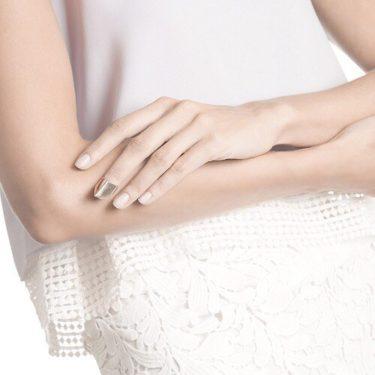 Серебряное кольцо на ноготь Vibe Harsløf