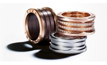 Кольца B.Zero1 по дизайну Захи Хадид
