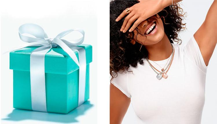 Знаменитая Tiffany Blue Box, кулоны серии Return to Tiffany
