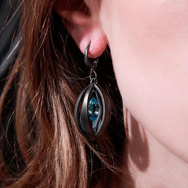 TERPAN Jewellery, Черный тюльпан