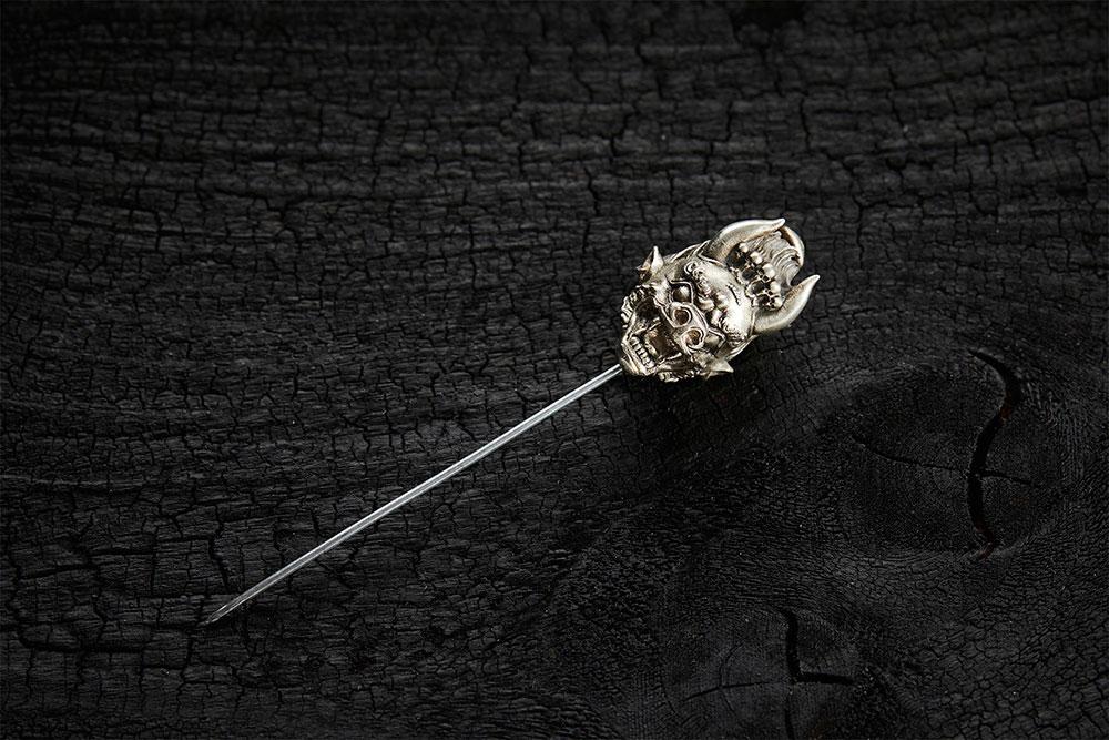 YAMA PIN из коллекции GRIM, автор Марго Дубовик